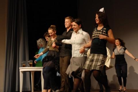 Theaterstück Die Physiker